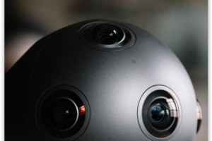 Nokia lance une cam�ra taill�e pour la r�alit� virtuelle