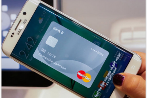 Samsung s'allie � Mastercard pour son paiement sans contact en Europe