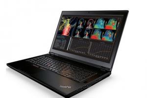 Lenovo lance 2 stations de travail nomades sur base Intel Xeon