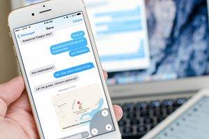 Bras de fer entre Apple et la Justice am�ricaine sur les iMessage
