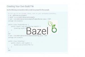 Google livre la bêta de son compilateur open source Bazel