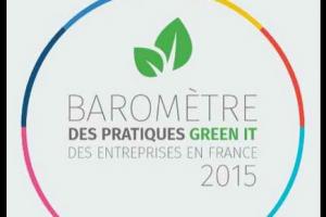 Barom�tre du Green IT 2015 : La mesure �nerg�tique des datacenters peu d�ploy�e