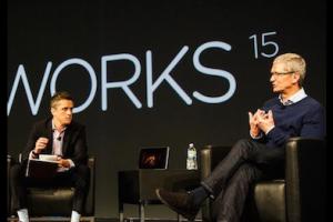 Box lance une app iPhone pour s�duire les entreprises