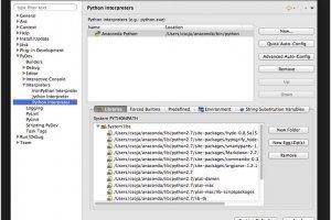Python : 3 versions d'Anaconda � d�ployer en entreprise