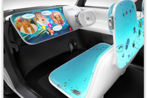 Teatro for Dayz, la voiture de Nissan pour digital natives