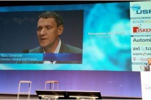 USF 2015 : SAP France r�pond peu aux attaques