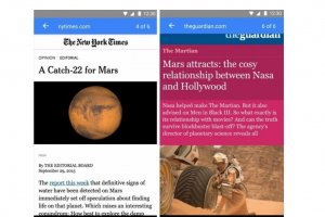 Google booste le web mobile avec Accelerated Mobile Pages