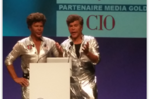 USF 2015 : IA et r�volution technologique pr�tes � bouleverser l'Humanit�