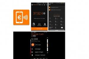 Orange lance son service de paiement mobile Cash avec Visa