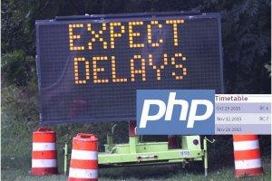 Retard�, PHP 7.0 sort dans une 7�me release candidate