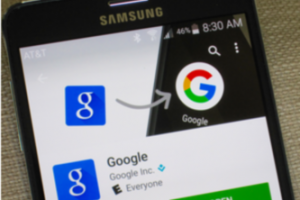 Google Search permet de consulter des applications sans les t�l�charger