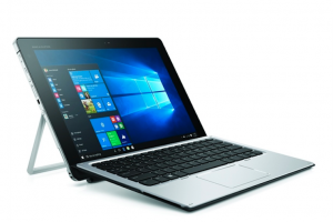 Tablette Elite X2 : porte-�tendard de HP Inc apr�s le split