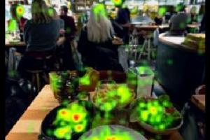 Eye-tracking : Le parcours visuel client analys� en restaurant