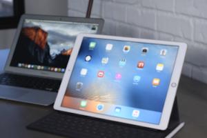 Test Apple iPad Pro (1e partie) : Une bonne tablette mais pas pour tout le monde