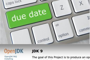 La sortie de Java 9 retard�e � mars 2017