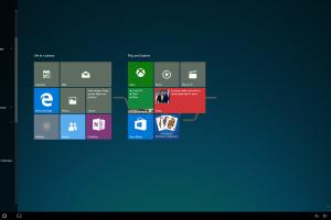 Microsoft livre aux insiders la b�ta 11082 de Windows 10
