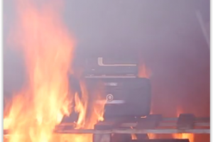 Titan, une appliance de sauvegarde attest�e anti-feu