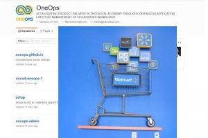 Walmart met sa plateforme ALM OneOps en open source