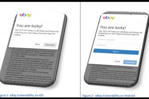 Une vuln�rabilit� transforme eBay en site de phishing