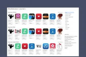 Apple envisagerait un mod�le payant sur son app store