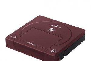 Sony pousse � 3,3 To la capacit� de ses cartouches optiques
