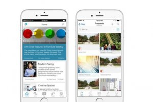 Microsoft livrera SharePoint Mobile sur iOS en juin