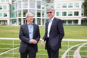 Apple s'associe avec SAP pour cibler l'entreprise