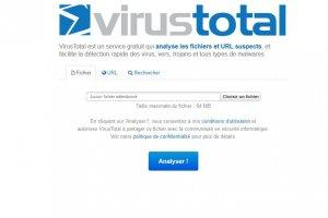 VirusTotal restreint l'acc�s � son service de d�tection de virus
