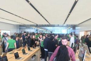 L'Apple Store de Marseille ouvre ses portes