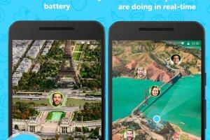 L'app de g�olocalisation Zenly l�ve 10 M€