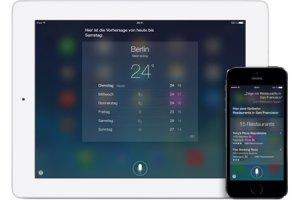 Avec retard, Siri s'ouvre aux apps tierces