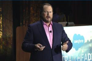 Salesforce voulait aussi racheter Linkedin