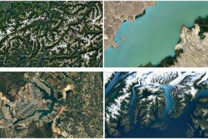 Des images plus pr�cises de la Terre sur Google Maps et Earth