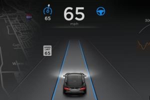 Un v�hicule autonome de Tesla impliqu� dans un accident mortel