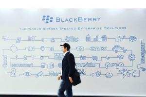 Blackberry trouvera-t-il le salut dans les logiciels ?