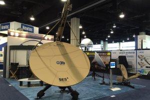 Google c�de ses parts dans O3b, l'op�rateur Internet par satellite