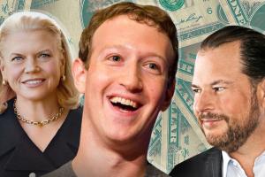 Jet priv�, gardes du corps et autres privil�ges des CEO web & tech