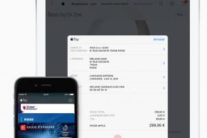 Apple lance son service Pay en France