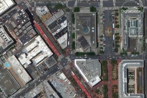 Des images satellites haute d�finition dans Uber