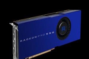 Un SSD 1 To dans une carte graphique AMD pour doper la VR