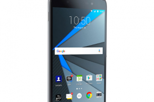 Blackberry d�gaine le DTEK50, smartphone Android � 269€ HT