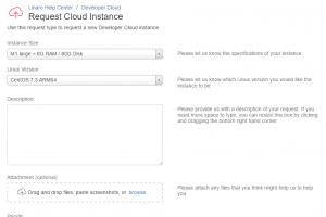 Linaro, plate-forme cloud de test des serveurs ARM sous Linux