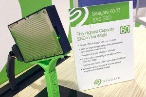 Seagate pr�pare des SSD de 60 To