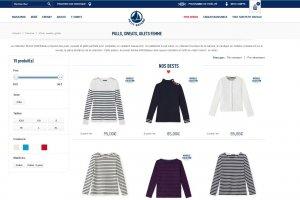 Petit Bateau d�cortique son site web avec Content Square