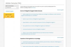Adobe met fin � ses audits de licences en Europe