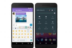 Google débute la diffusion d'Android 7.0 Nougat