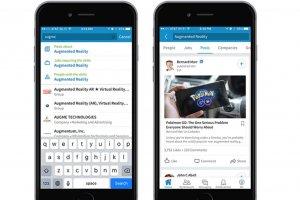 Linkedin booste la fonction recherche de ses apps