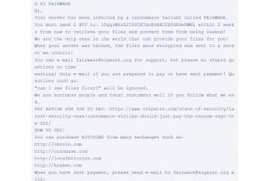 FairWare, le ransomware qui rackette les serveurs web