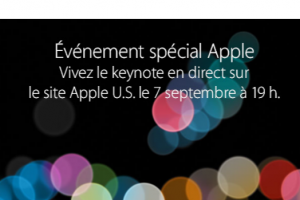 Apple iPhone 7 et 7 Plus : Derni�res fuites avant keynote