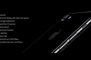 iPhone 7 : Une puce A10 Fusion 40% plus rapide que l'A9